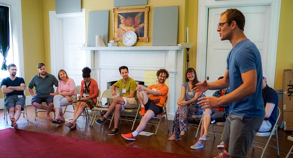 teachhuman workshops