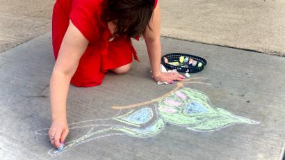 Teaching as street art